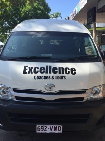 ‪Excellence Coaches & Tours‬