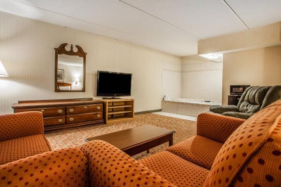 Douglassville, PA: Guest Room
