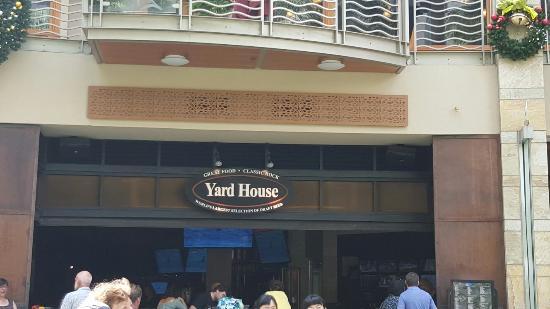 Yard House: 20151218_100643_large.jpg