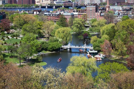 Boston Public Garden Picture Of Four Seasons Hotel Boston Boston Tripadvisor