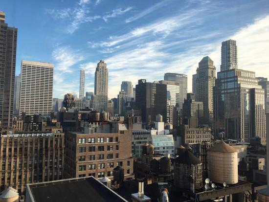 Amazing View Picture Of Hilton Garden Inn New York West 35th Street New York City Tripadvisor