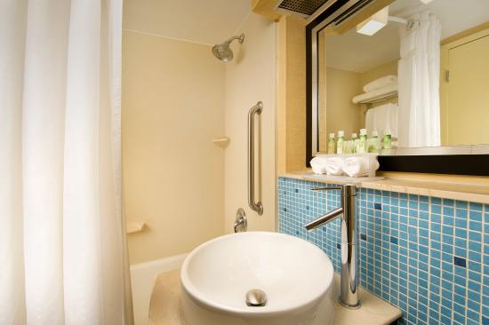 Holiday Inn Express & Suites Annapolis: Guest Bathroom