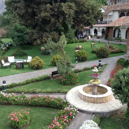 Sonesta Posadas del Inca Sacred Valley Yucay: Nice place to sit