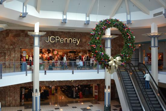 Jc Penney Christmas At Westmoreland Mall Picture Of Westmoreland