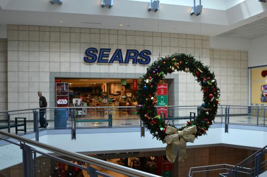 Sears - Christmas at Westmoreland Mall - Picture of Westmoreland ...