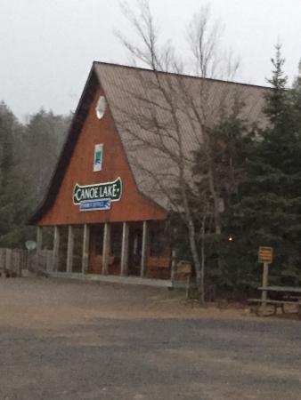 Haliburton Forest Cookhouse