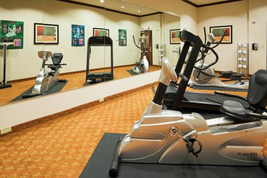Athens, TX: Fitness Center