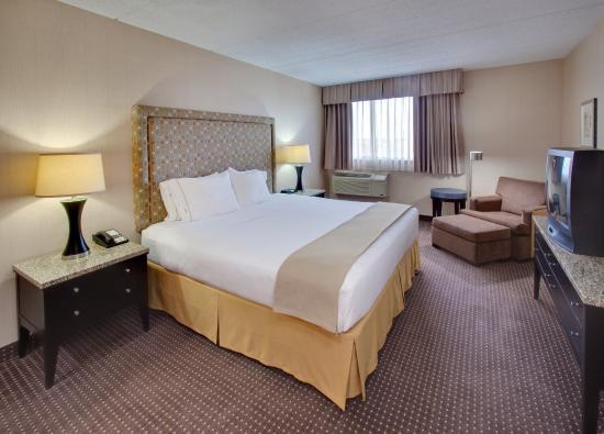 Holiday Inn Express Chicago Palatine: Holiday Inn Express Palatine-Arlington Hts Chicago NW-Suite