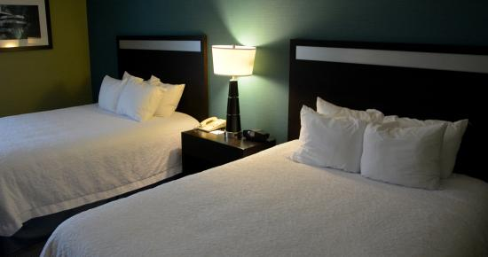 Spacious Clean Rooms