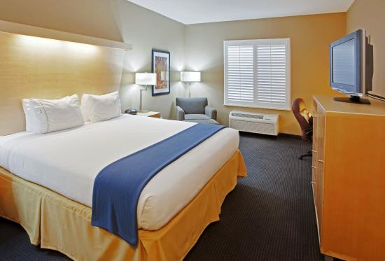Holiday Inn Express & Suites Modesto-Salida: King Bed Guest Room