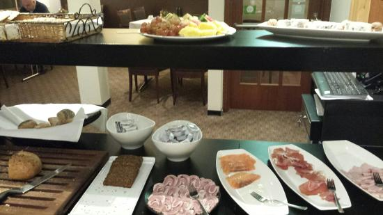 Breakfast Just Right + Winter Buffet Value for Money