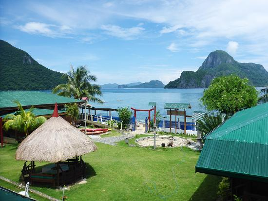 A Hidden Paradise Taiyo Beach Cottages Review Of Caalan Beach Resort El Nido Philippines Tripadvisor
