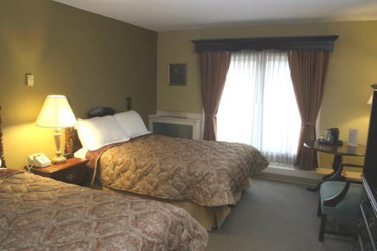 Chadds Ford, PA: Duluxe Double