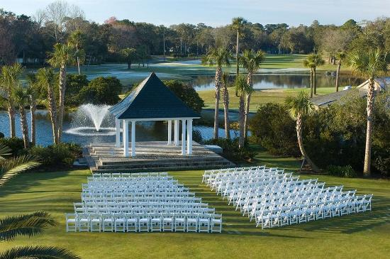 Sea Palms Resort & Conference Center: Gazebo
