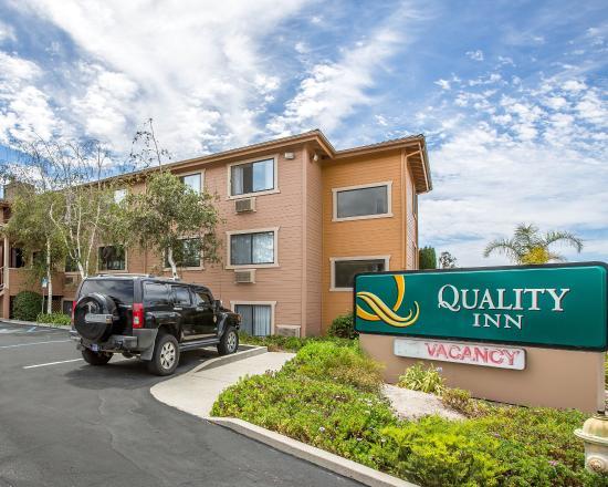 Quality Inn Santa Ynez Valley: Hotel exterior