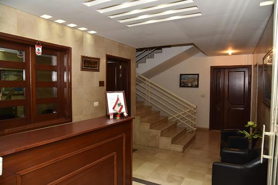 Aley, Lebanon: Kayan Hotel Apartments | Enterance