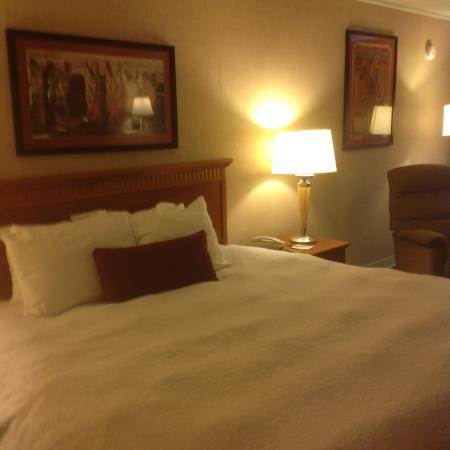 Grand Junction, CO: Loved the bed, had a great night's sleep
