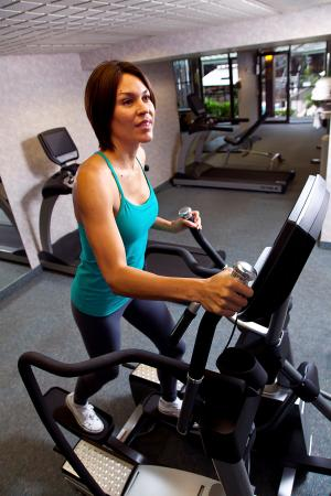 University Place Hotel and Conference Center : Fitness Center