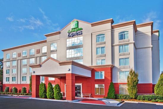 Photo of Holiday Inn Express Marietta-Atlanta Northwest