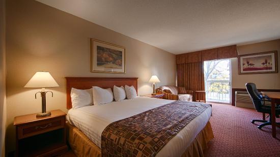 St. Catharines, Kanada: Guest Room