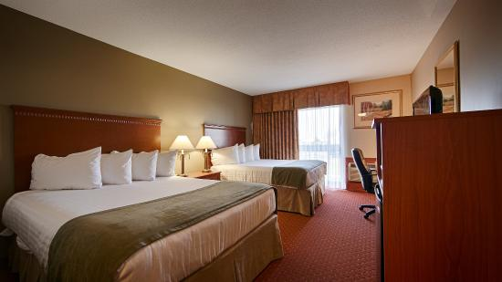 Best Western St. Catharines Hotel & Conference Centre : Guest Room