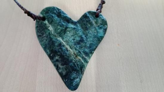 """Maori Cultural Centre Te Koha Gallery and Soul Seeker Studio: Made my own jewelry today. From new zealand """"jade"""". LOVED IT! Totally the best day yet in nz. An"""