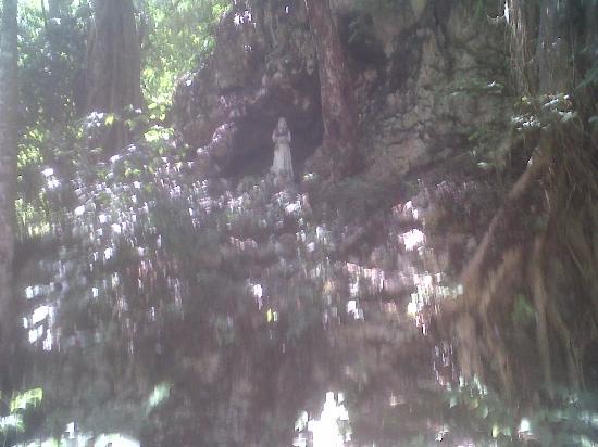 Coro, Venezuela: parque Nacional Cataratas de Hueque