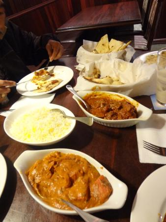 Maharaja Margaret River Restaurant: Authentic Indian food