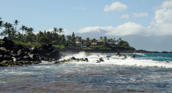 Paia, Havai: View of Mama's FIsh House