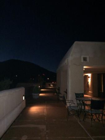 BEST WESTERN PLUS Inn of Sedona: バルコニー