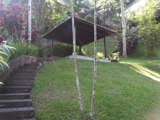 Anahata Villas & Spa Resort: Anahata Jacuzzi