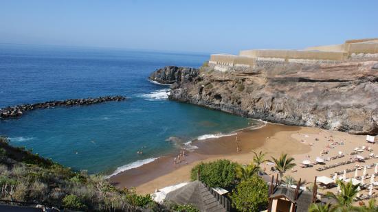 Playa de abama picture of playa de abama guia de isora - Guia de tenerife pdf ...