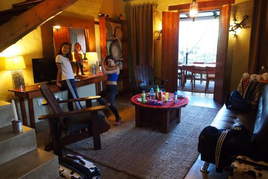 Dar Amane Guest Lodge: Hall