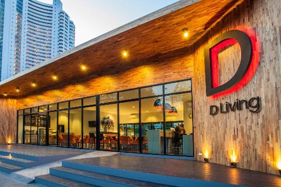D Living Hotel Pattaya @ Jomtien