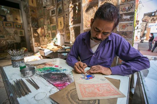 Sai Art Mukesh Sharma