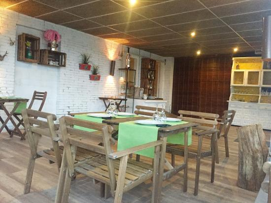 L'Armentera, Espagne : Comedor