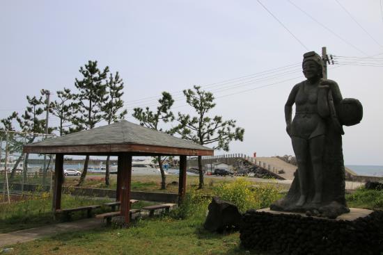 Jeju-øen, Sydkorea: 올레5코스