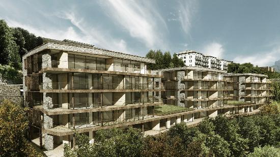 Obbuergen, Switzerland: Panorama Residence Suites