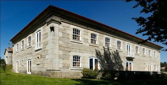 Celorico de Basto, Portugal: Biblioteca Municipal Prof. Doutor Marcelo Rebelo de Sousa