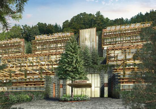 Burgenstock, سويسرا: Waldhotel - Healthy Living