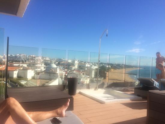 Rocamar Exclusive Hotel & Spa: Great views