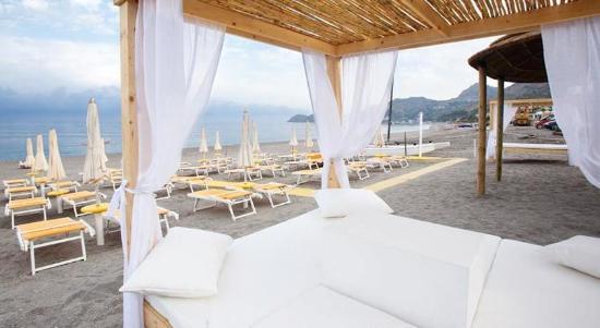 Hotel Sylesia: spiaggia