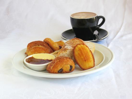 Coolum Beach, Australia: French breakfast