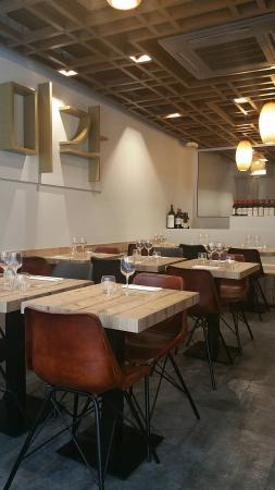 Photo of Asian Restaurant KBG Korean Barbecue Grill at 14 Rue Du Dragon, Paris 75006, France