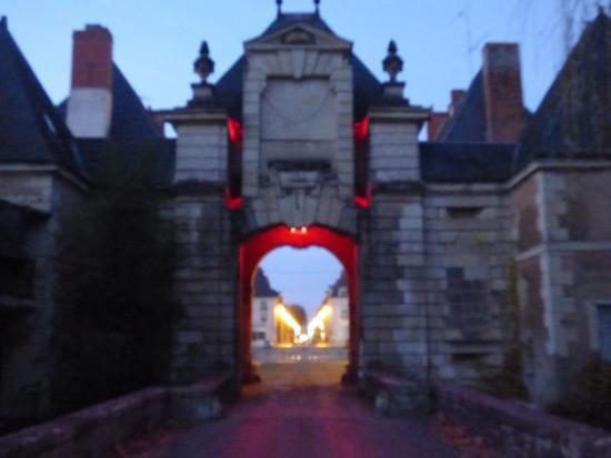 Richelieu, Frankrijk: la porte