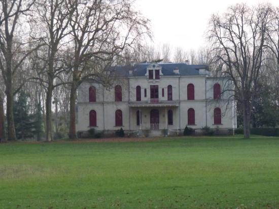 Richelieu, Frankrijk: le chateau