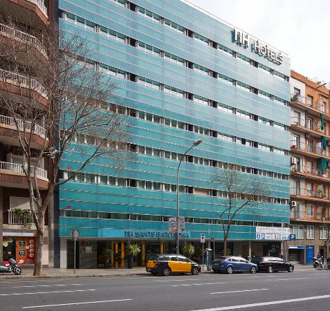 NH Sants Barcelona: Exterior Views