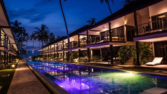 Nikki Beach Resort & Spa: Nikki Beach Samui Suite Room