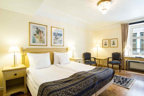 Mayfair Hotel Tunneln: Standard Doubleroom