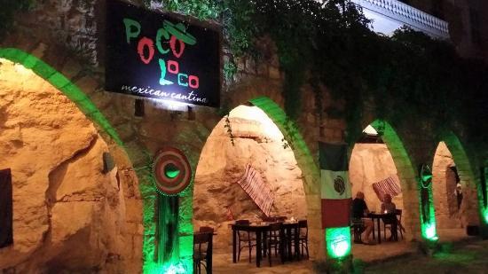 Poco Loco Mexican Restaurant
